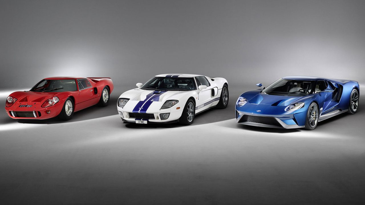 Newmotoring The New Ford Gt Is Racing For The First Time This Weekend Ford Gt Ford Gt40 Ford