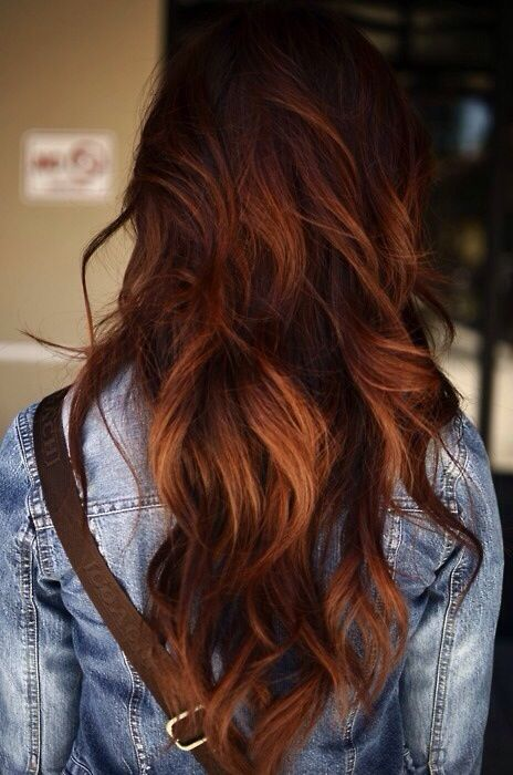 I can't wait to dye my hair this color