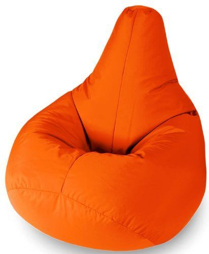 Video Chair Orange For Indoor And Outdoor Use Great Giant Bean Bagsbeanbag