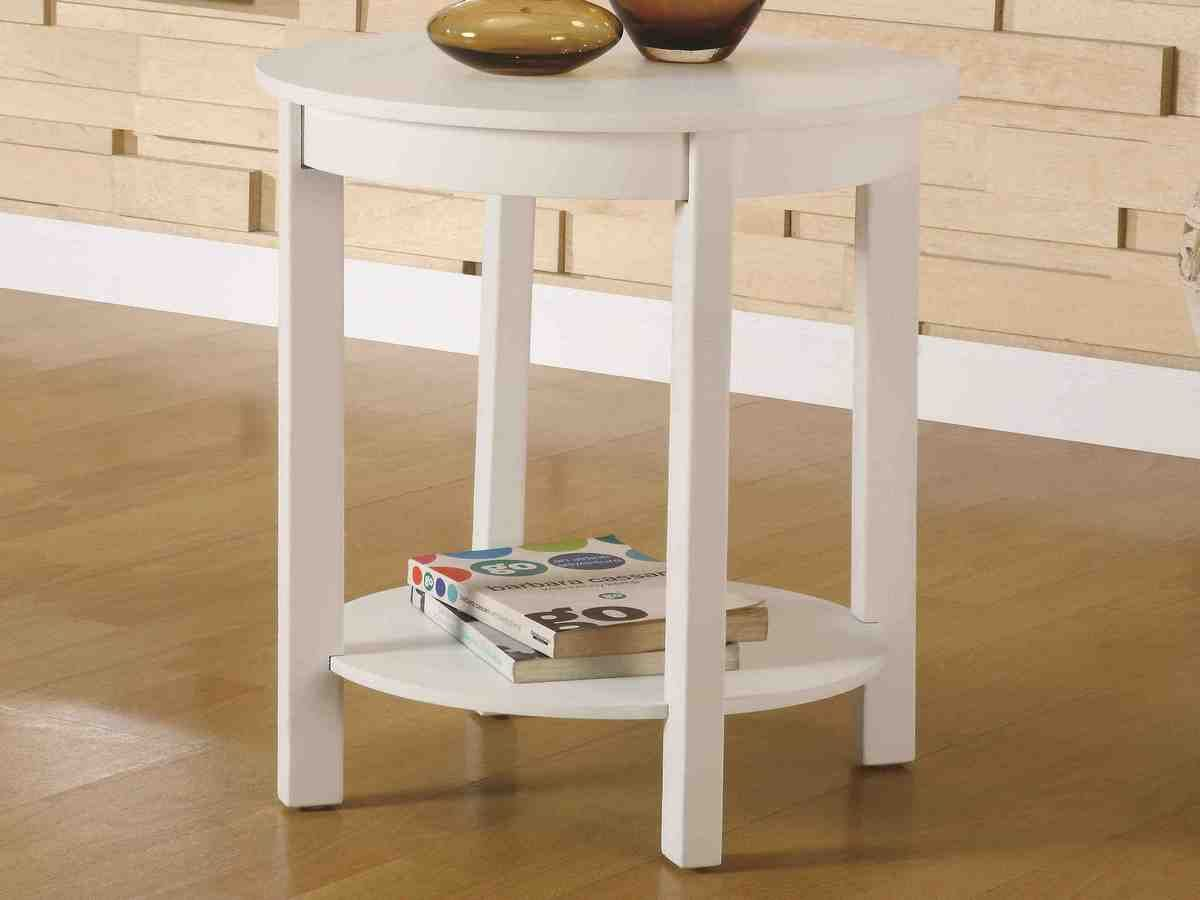 Round Side Tables For Bedroom Small Round Bedside Table Small