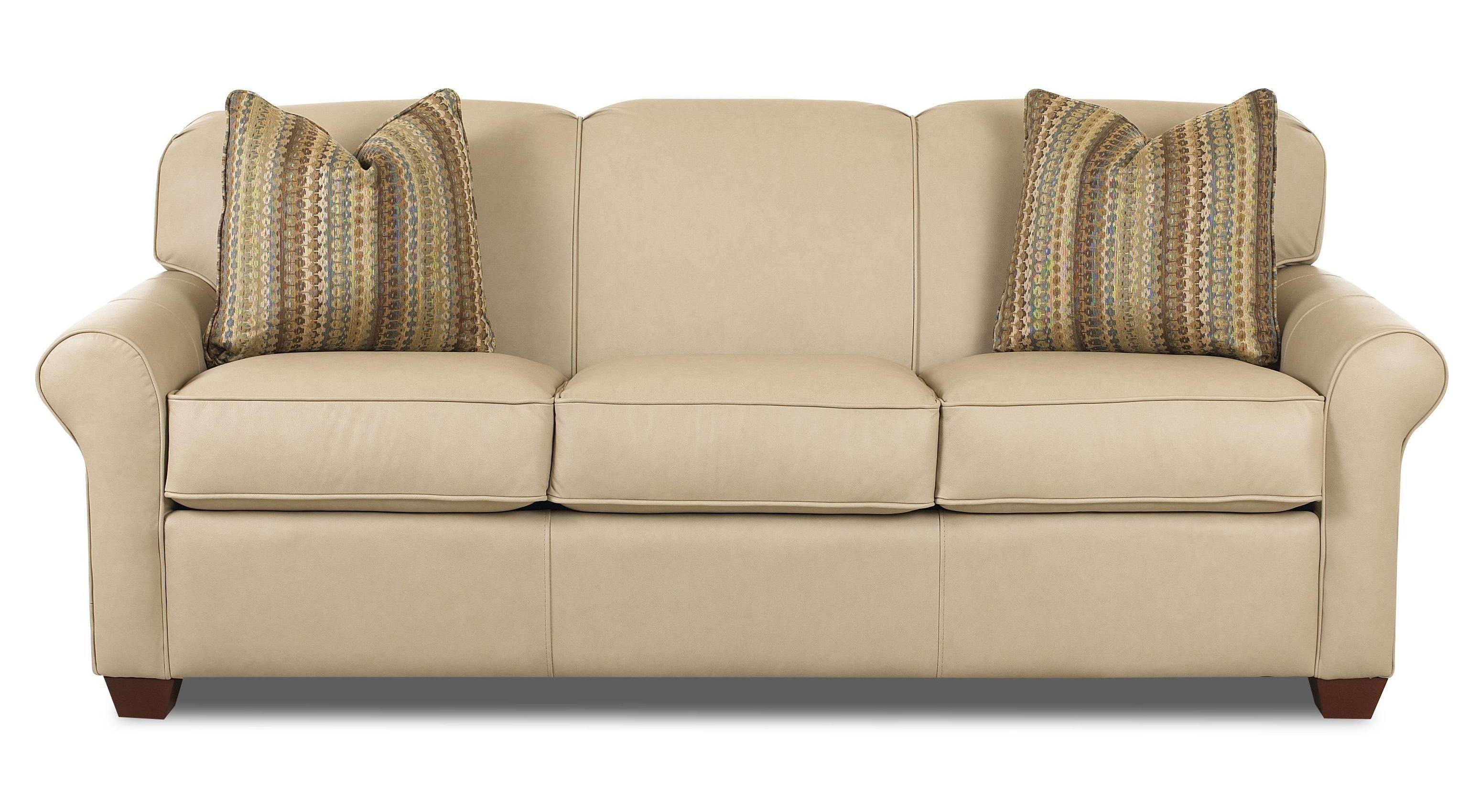 Mayhew **AIRCOIL MATTRESS!*** by Klaussner Sleeper sofa