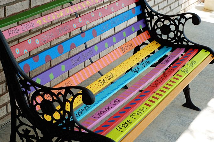 Bench For The Home