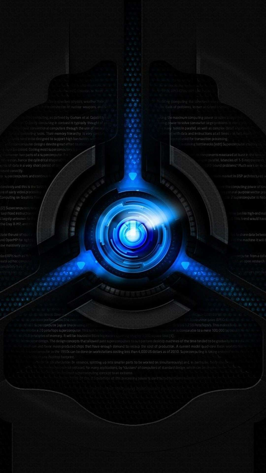 Cool Blue Wallpaper Iphone Background Hupages Download Iphone