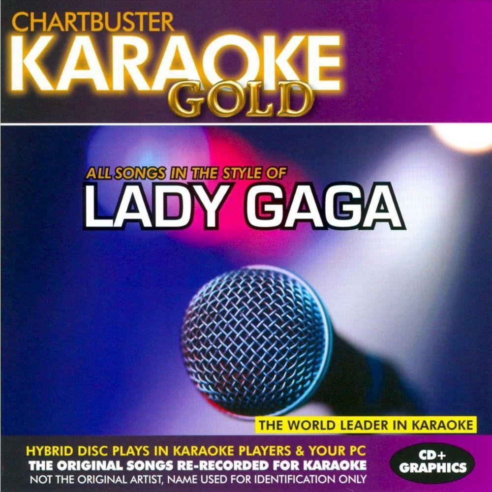 Chartbuster Karaoke Gold: Lady Gaga | Products | Karaoke