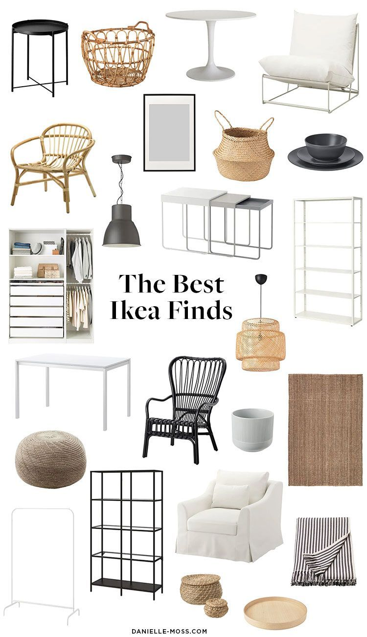 The Easiest Ikea Unearths That Glance Dear – Danielle Moss - Best WohnKultur Blog