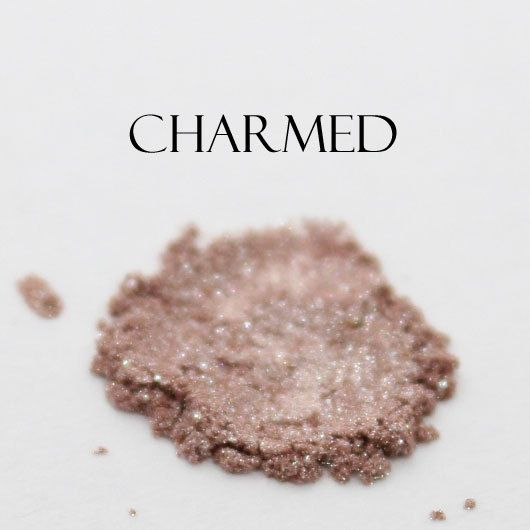 CHARMED Mineral Eyeshadow from Simply Just by SimplyJustMinerals, $4.95