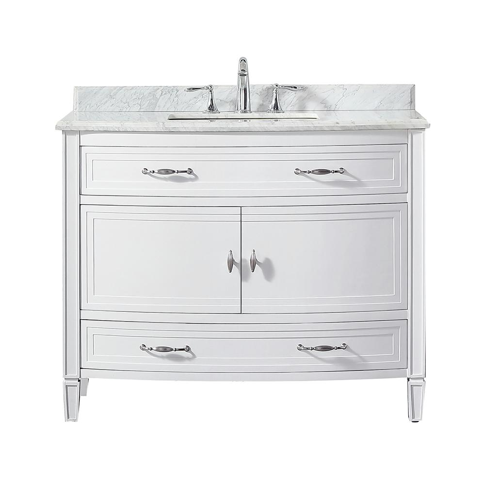 Home Decorators Collection Dacosti 42 In W X 22 In D Vanity In