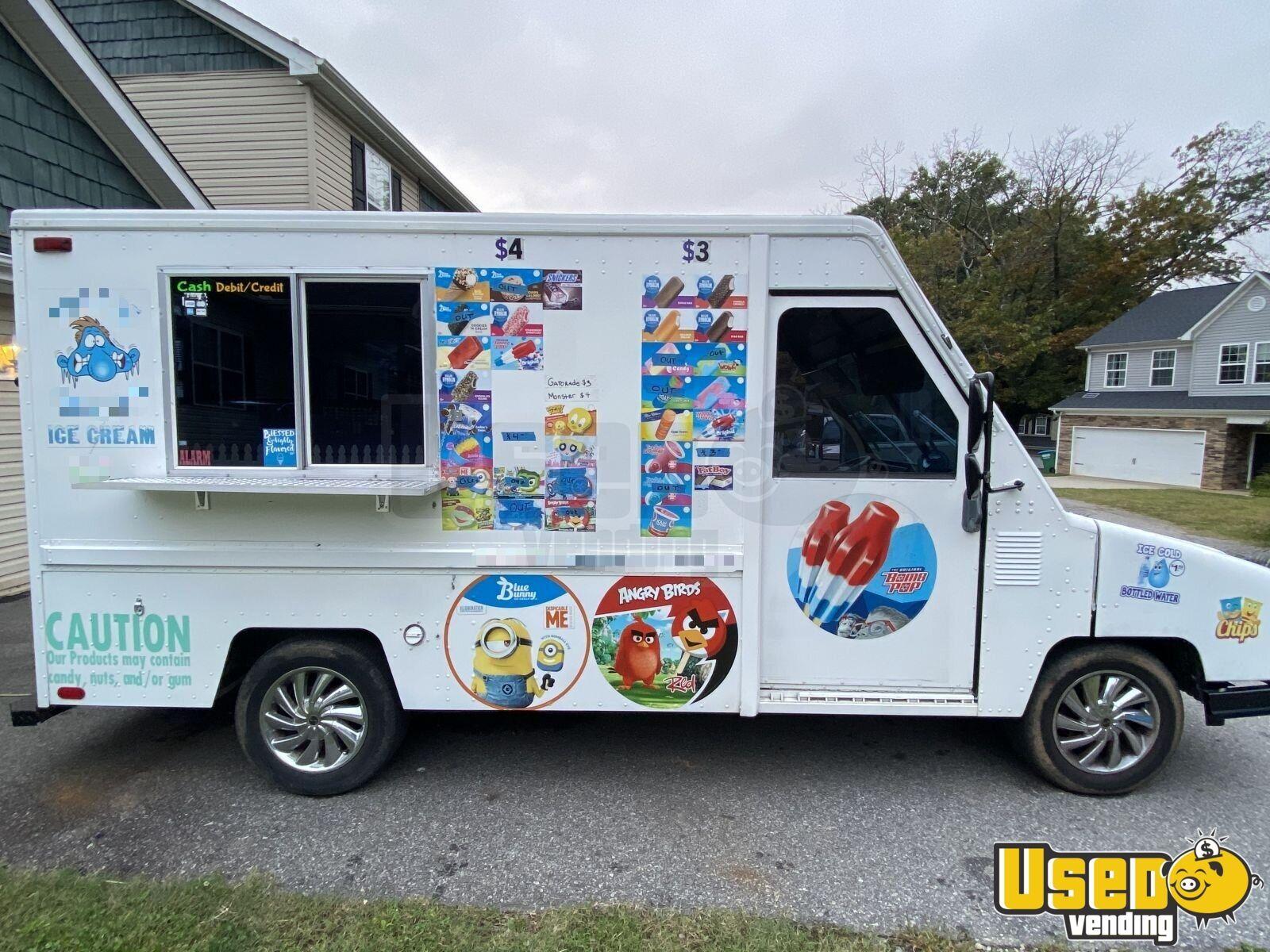 15 Dodge Aeromate Mobile Ice Cream Shop Used Ice Cream Truck For Sale In North Carolina Trucks For Sale Ice Cream Shop Ice Cream Truck