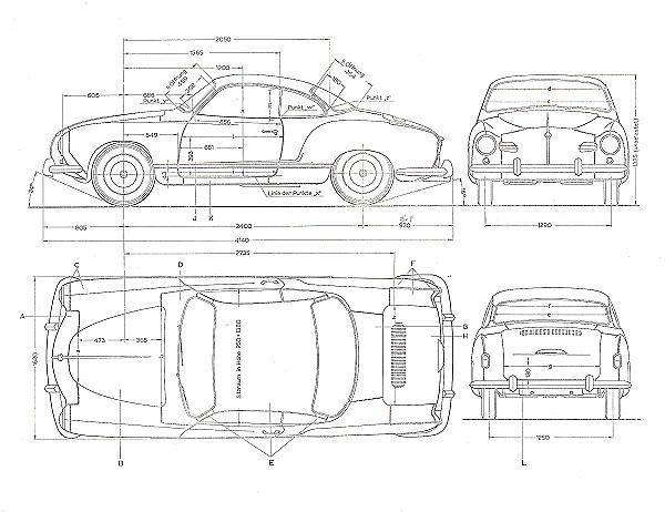 the online karmann ghia resource - body