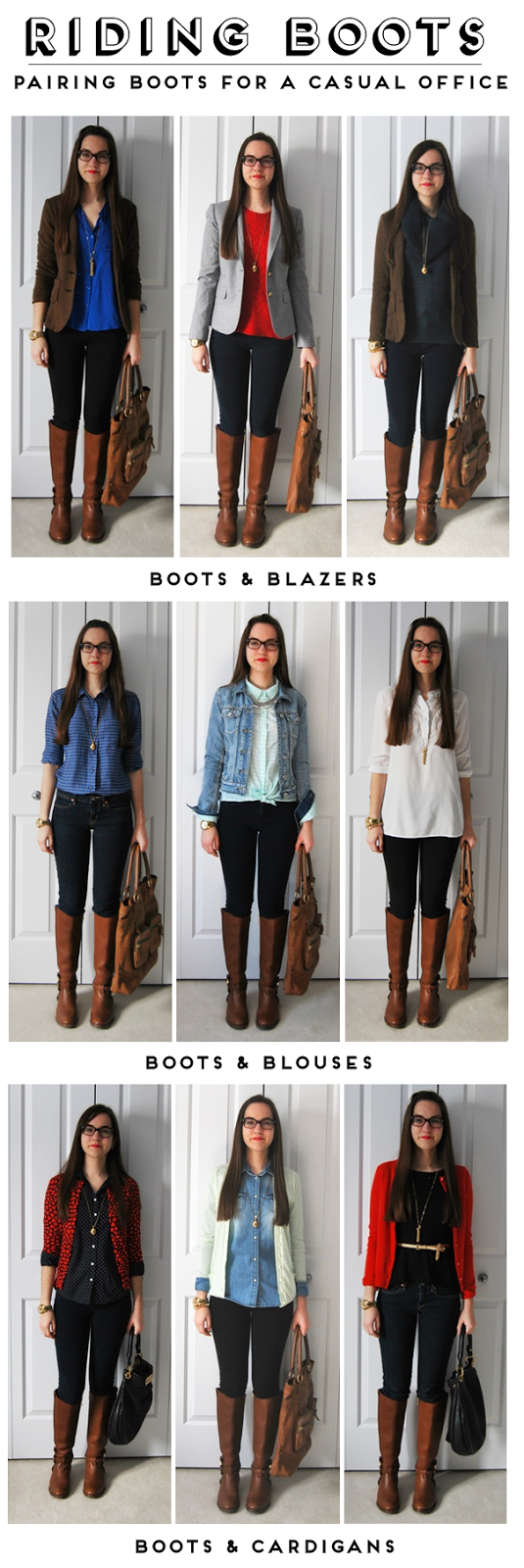 How To Style Riding Boots Pt 2