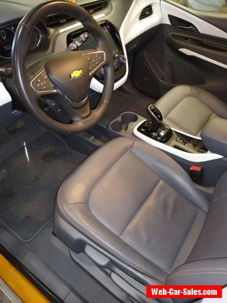 Car For Sale 2017 Chevrolet Bolt Ev Premier