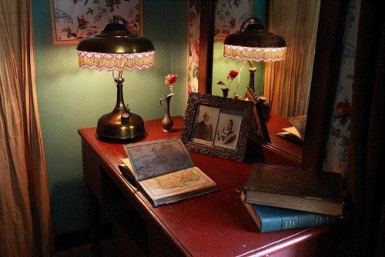 Maison alexandra david neel bureau de la maison de l