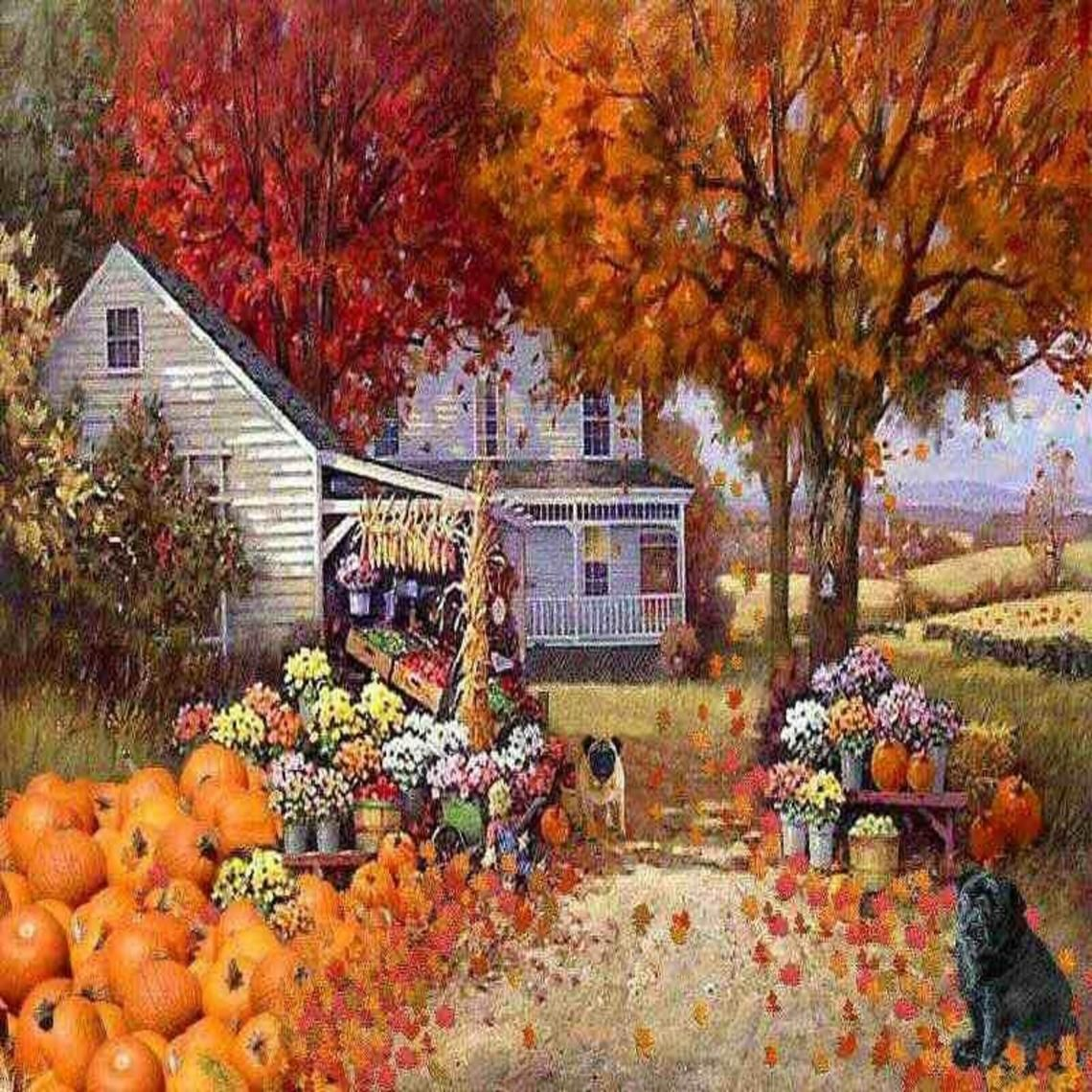 The Country Pumpkins