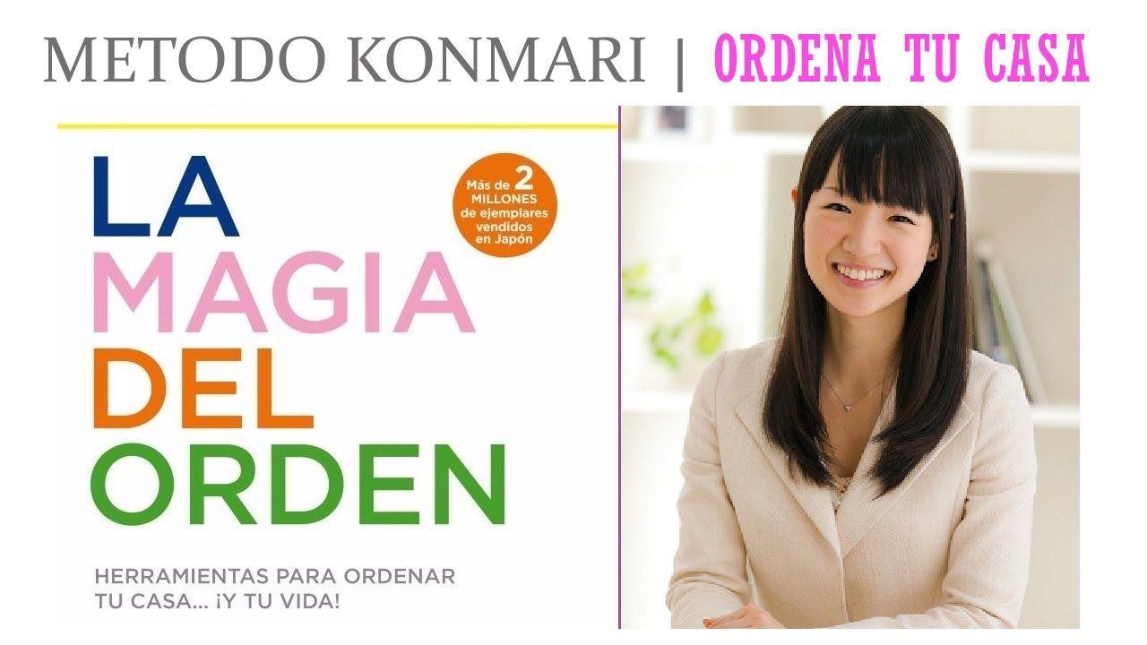 KONMARI METODO Y LA MAGIA DEL ORDEN 1 | SUEMYLUCIO Como Ordenar La Casa,  Tareas