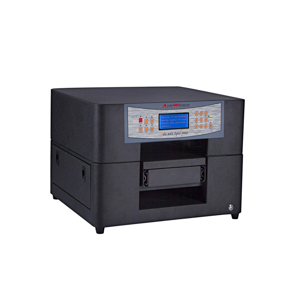 Airwren A3 Size Cheap Pvc Card Printer Uv With One Head In 2020