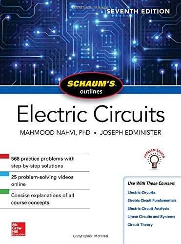 Schaums outline of electric circuits 7th edition pdf download e schaums outline of electric circuits 7th edition pdf download e book electric circuitcircuitsmcgraw hilloutlinesfree fandeluxe Image collections