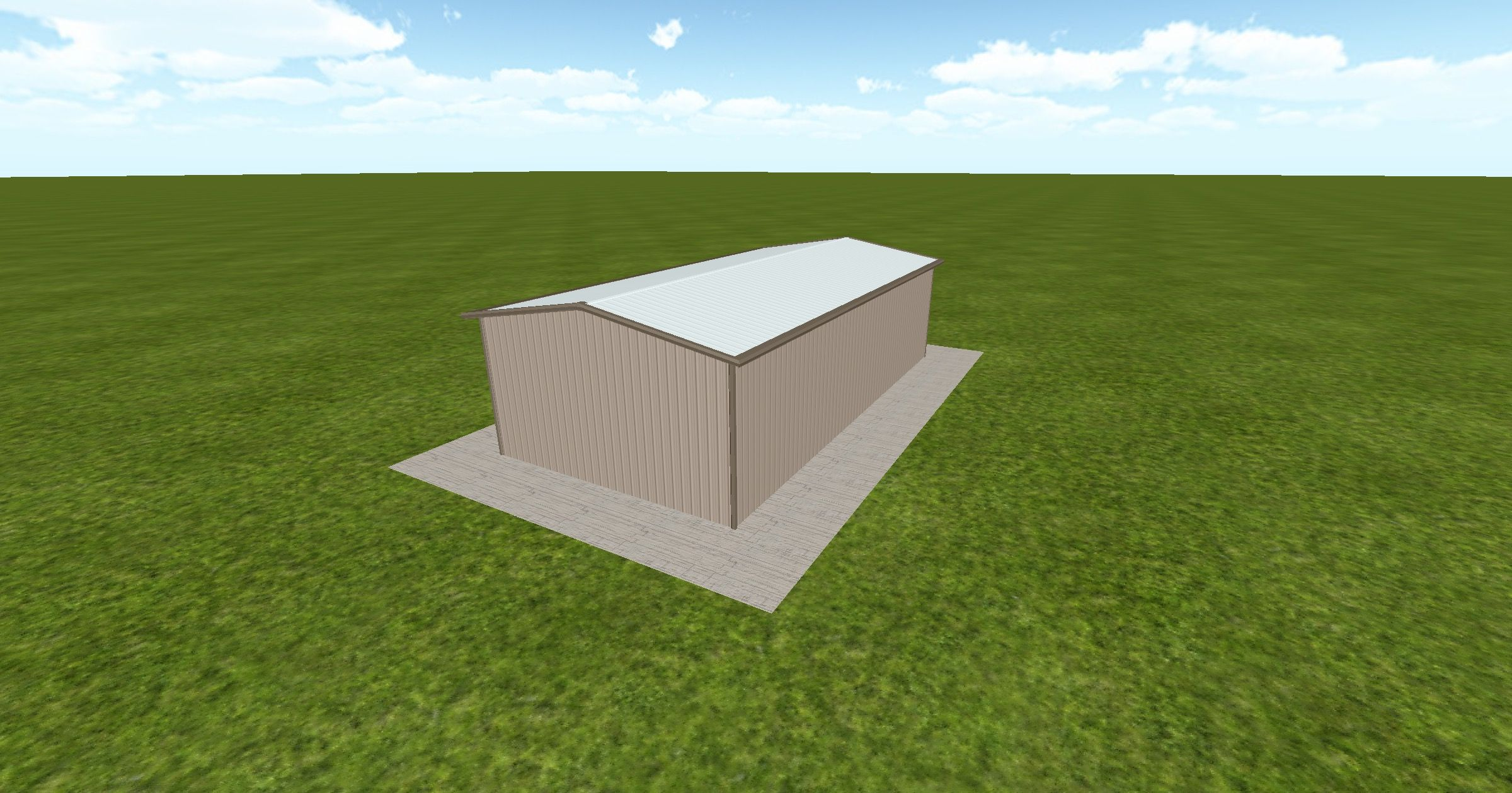 3d Building Built Using Viral3d Web Based Design Tool Http Ift Tt 1na0eau 360 Virtual Construction Mueller Buildings 3d Building Design Modern Roofing