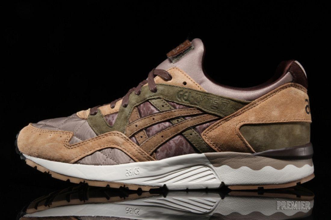 Asics Gel Lyte V X Sbtg X Kicks Lab Asics Sole Collector Sneakers Asics Asics Gel Lyte