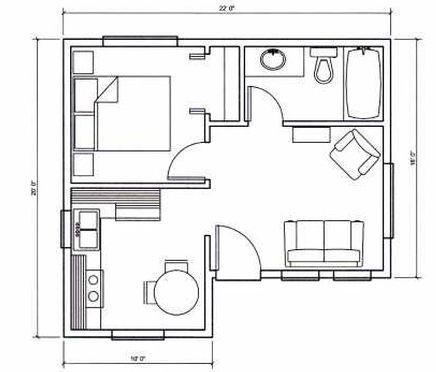 Fabulous Tiny House Company 16 Mini House Plans By Habiter Autrement Largest Home Design Picture Inspirations Pitcheantrous