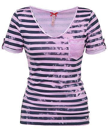 Key Largo T-Shirt  #t-shirt  #stripe  www.fashion.engelhorn.de