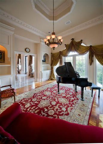Luxury House Interiors In European Styles. Interior Period Design,  Architect Designed Custom Home Interiors, Luxury Homes, Custom House Plans,  ...