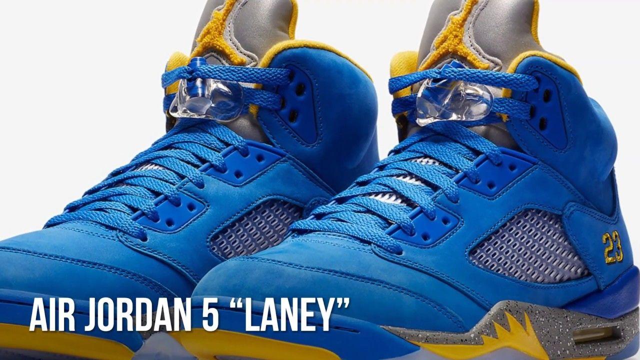 """dc77bedb07af7d Air Jordan 5 """"Laney"""""""