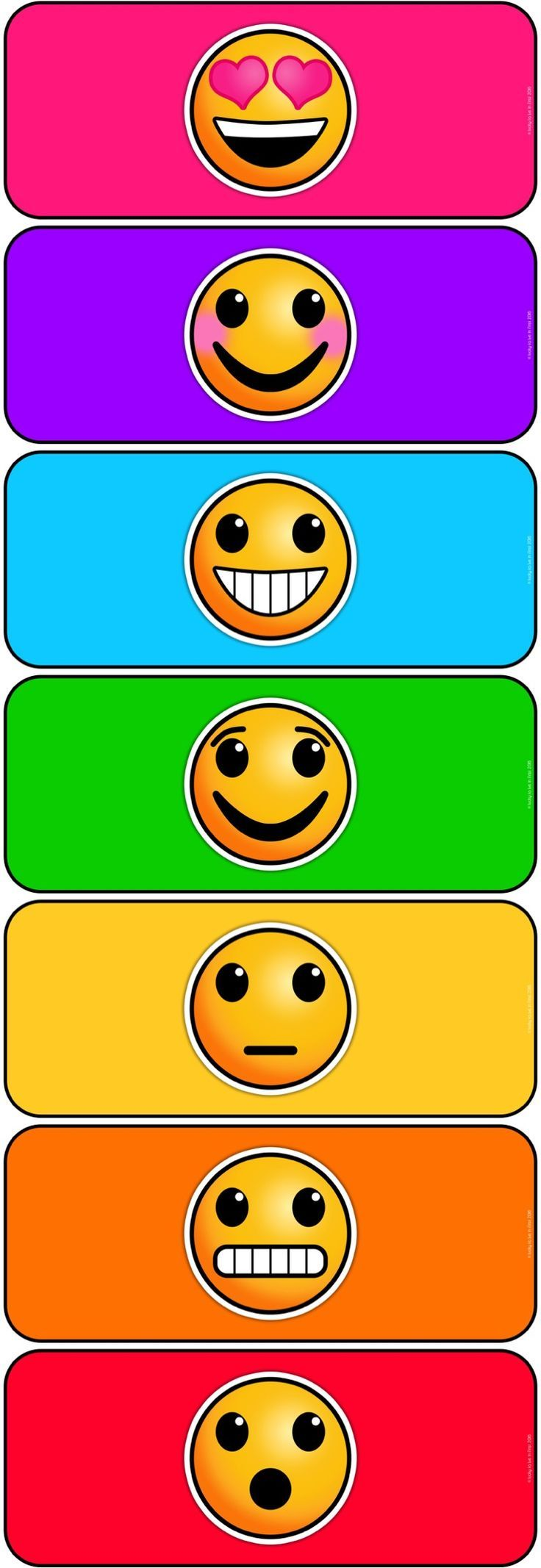 Classroom behavior made fun this emoji clip chart will help motivate students to make good also best images on pinterest birthday party ideas birthdays rh