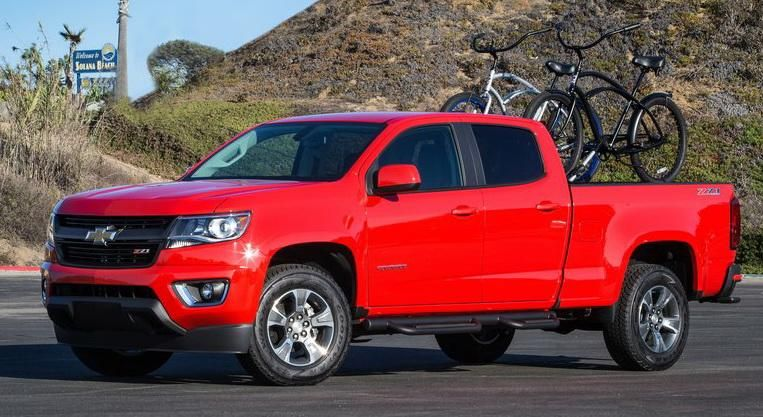 New 2019 Chevrolet Colorado From Westside Chevrolet Dealer In