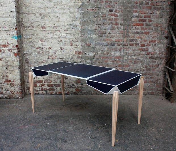 Bureau l h ritage par l 39 b niste designer thomas dumoulin design meubles id es mueble - Ebeniste designer meubles ...