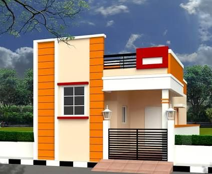 image result for elevations of independent houses small on small modern home plans design for financial savings id=29330