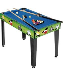 Amazing Chad Valley 3ft 4 In 1 Multi Games Table.