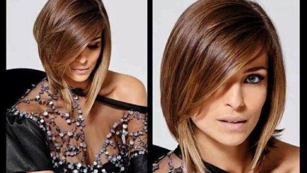 Nuovi tagli capelli lisci