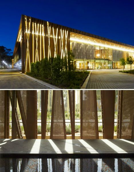Arboreal architecture taking inspiration from trees for Architectural metal concepts nj