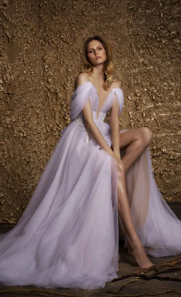 Wedding Dress Inspiration – Nurit Hen