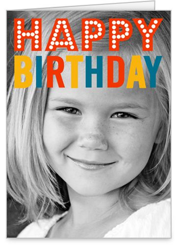 Birthday in lights birthday card square corners products birthday in lights 5x7 greeting card birthday cards shutterfly bookmarktalkfo Gallery