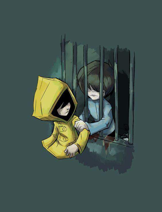 THE LITTLE NIGHTMARES | 😨 NO estoy SOLO 😨 - (GAMEP