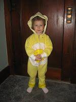 Nettacow: Homemade Care Bear Costume #carebearcostume
