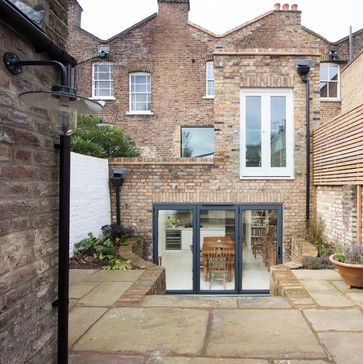 Standish Road - traditional - Exterior - London - Chartered Practice Architects