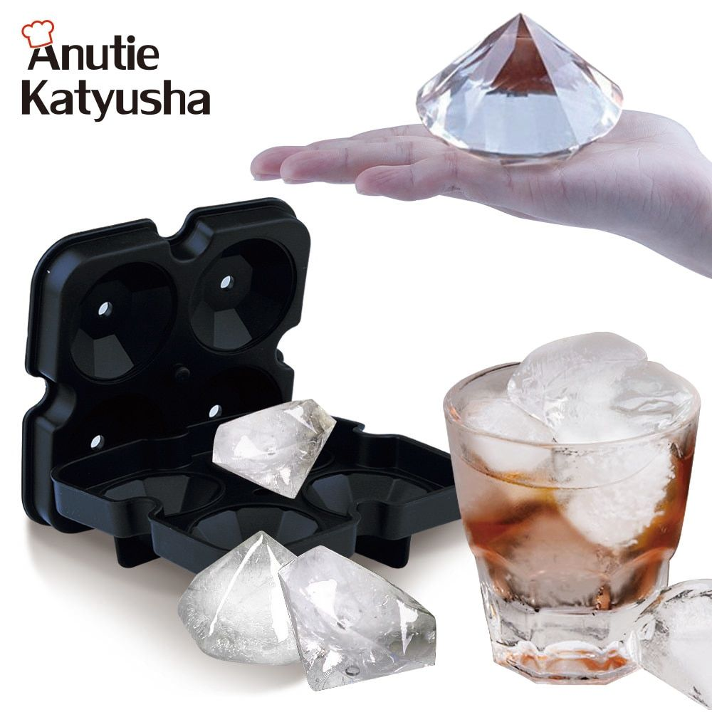 SHARKS Cookware, Dining & Bar Novelty Chillers Ice Cube Tray Ice Cubes Ice Cube Trays