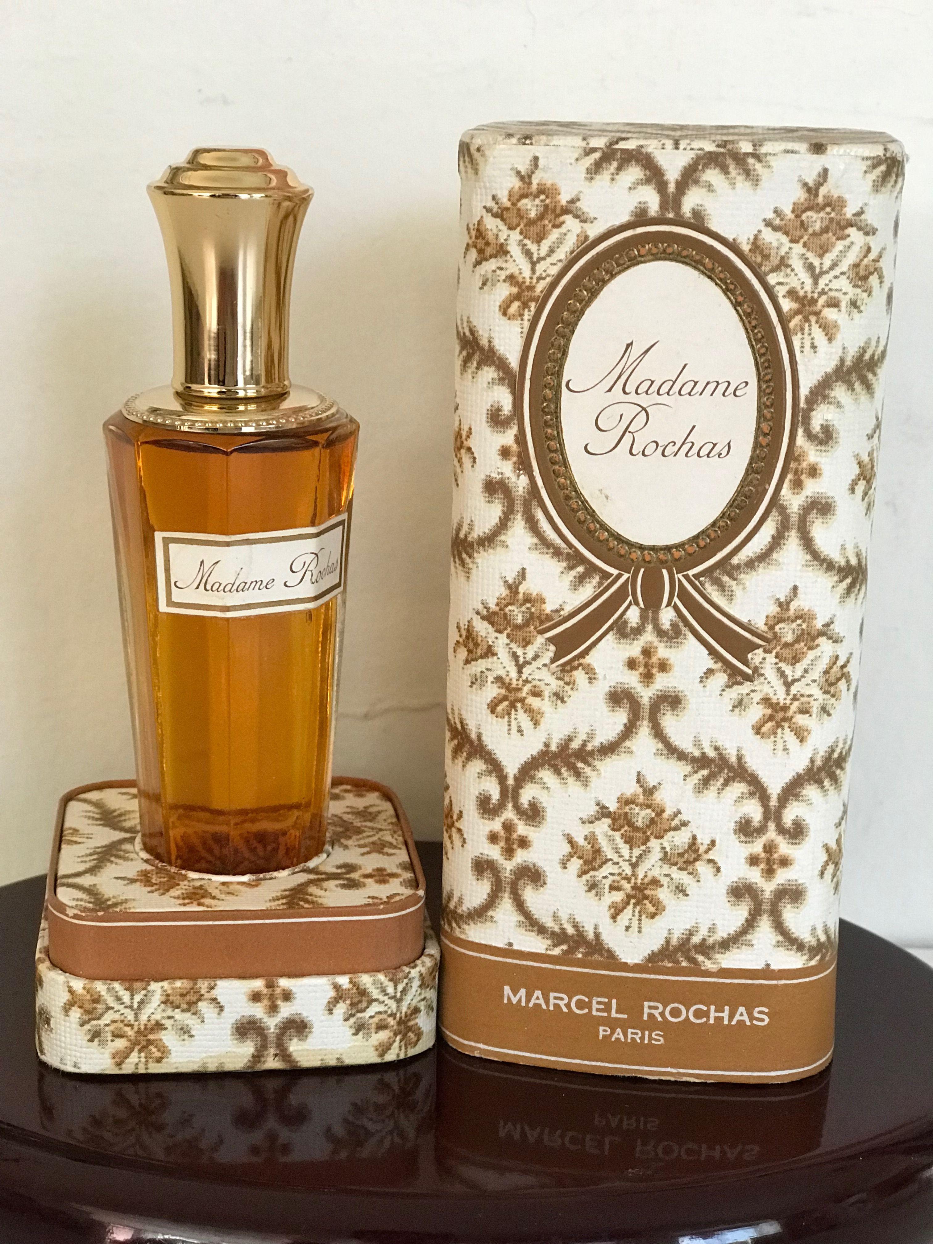 902749d919e350 MADAME ROCHAS PERFUME | Parfums in 2019 | Perfume, Hermes perfume ...