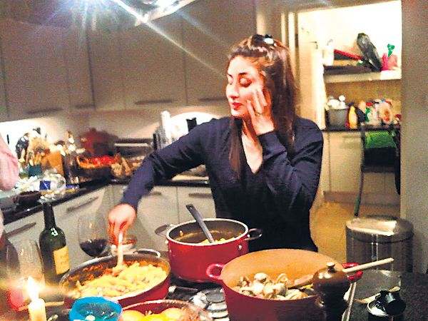 Kareena Kapoor Khan Turns Non Veggie For Hubby Saif It Looks Like Actress Kareena Kapoor Is Getting Food Healthy Dinner Recipes Easy Breakfast Lunch Dinner