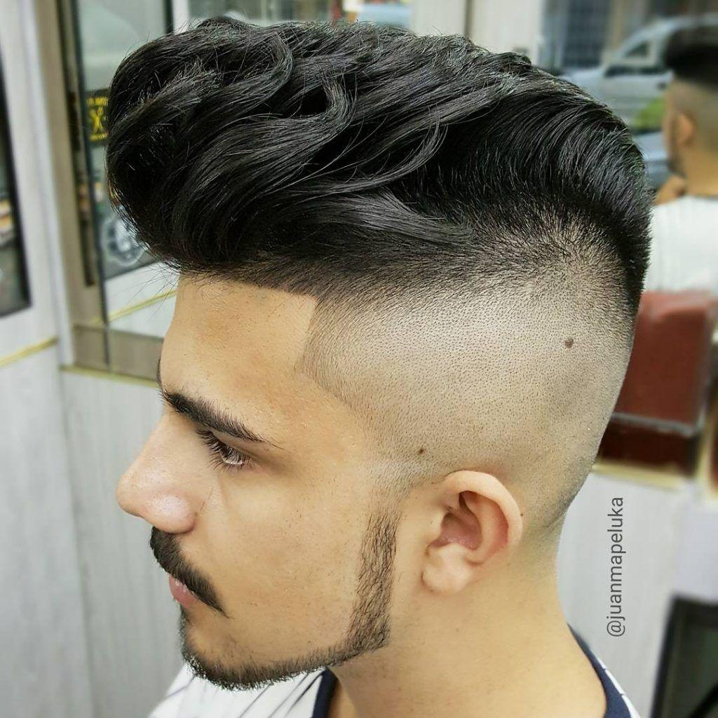27 Fade Haircuts For Men Hair Art Pinterest Skin Fade