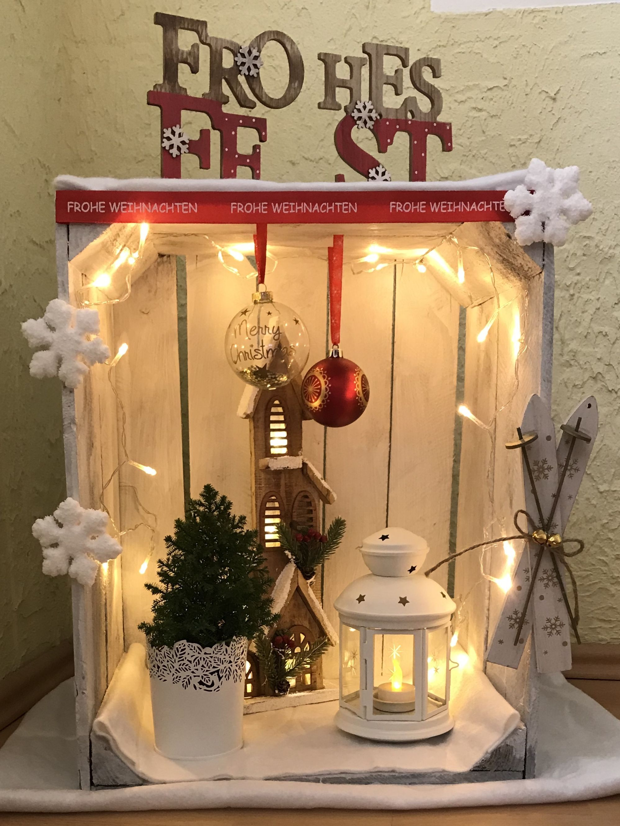 #adventskranzholz #rusticchristmas