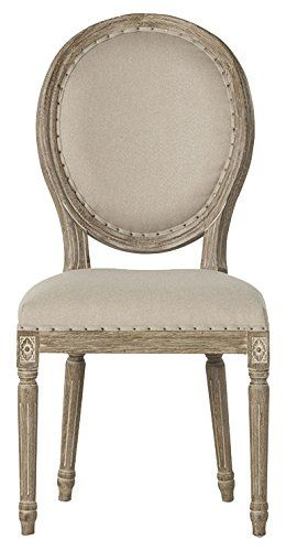 Flamant Cantelle Dining Side Chair Brushed Natural Weave Https