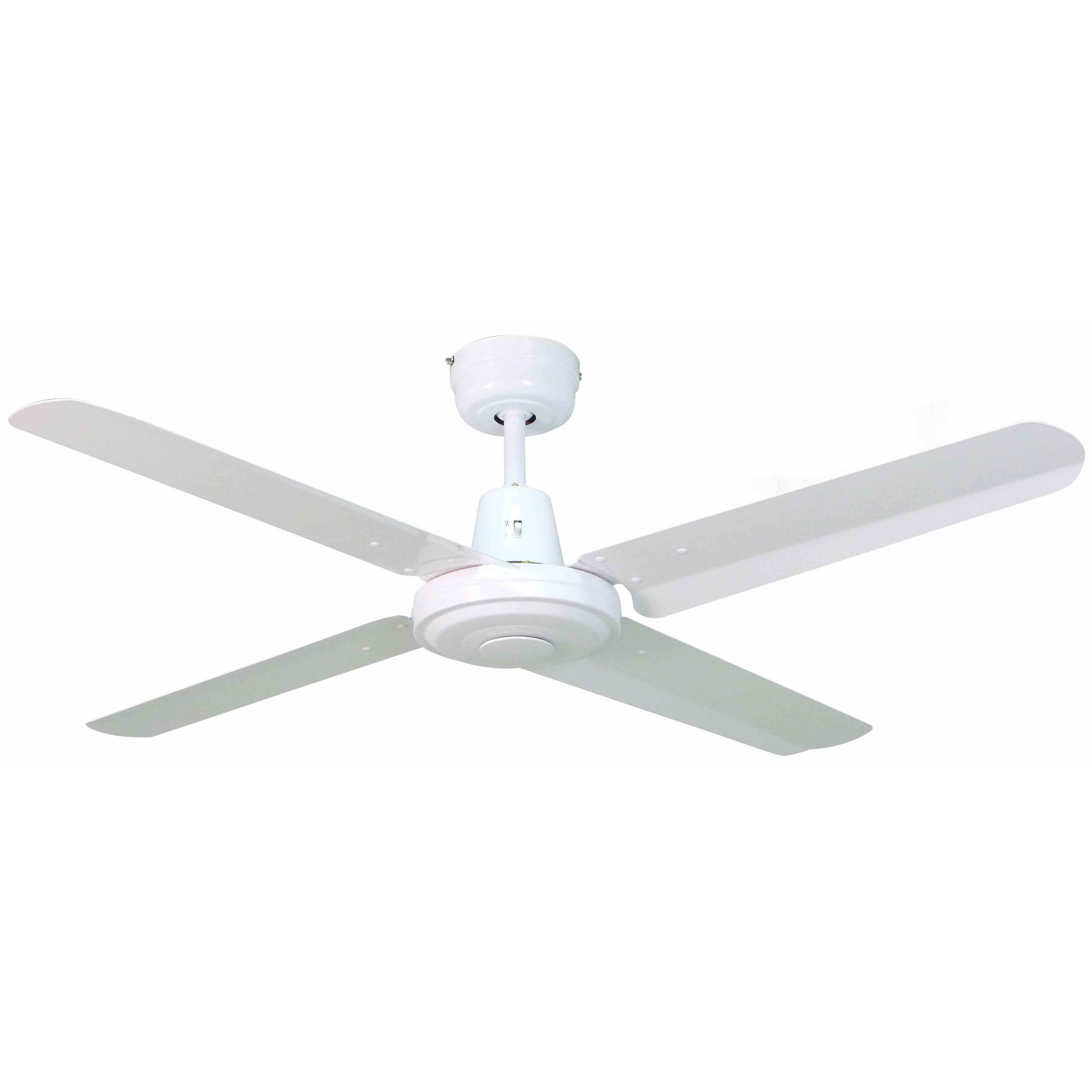 Mercator Swift 48 Metal Ceiling Fan Ceiling Fan Metal Ceiling Fan Light