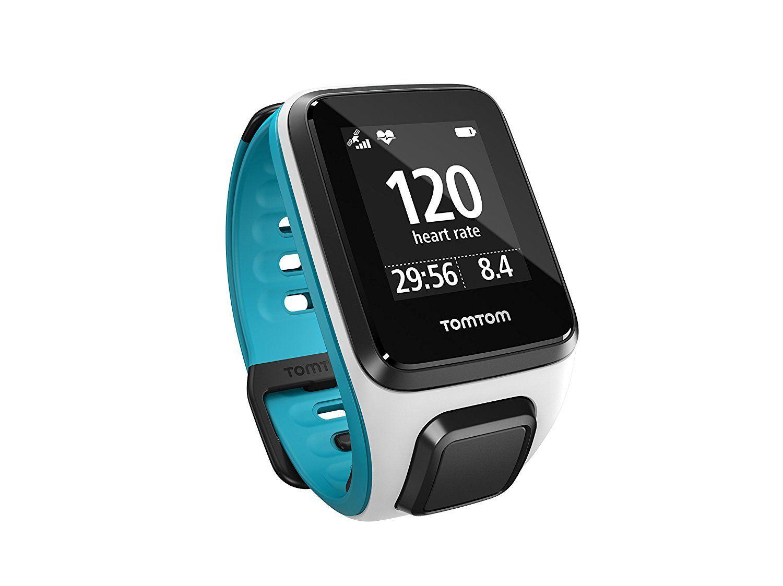 Fitness tracker watch tomtom spark cardio music gps