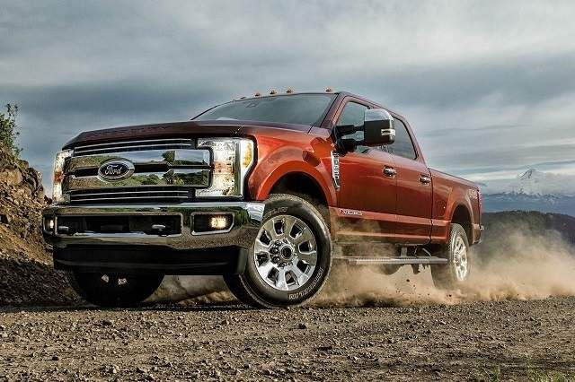 Powerstroke Diesel Unit Remains The Best Option For 2020 Ford F 250
