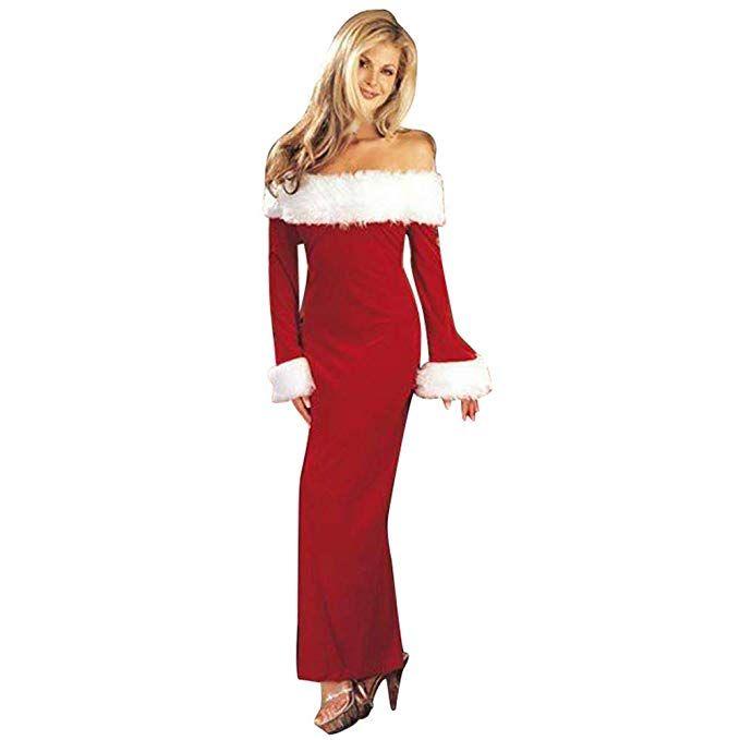 VECDY Damen Kleid,Weihnachten Geschenk- Herbst ...