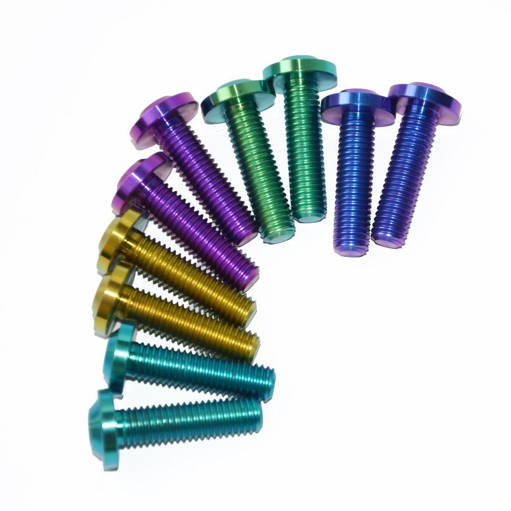 M8*30mm titanium bolt for racing | titanium bolt and nut | Titanium