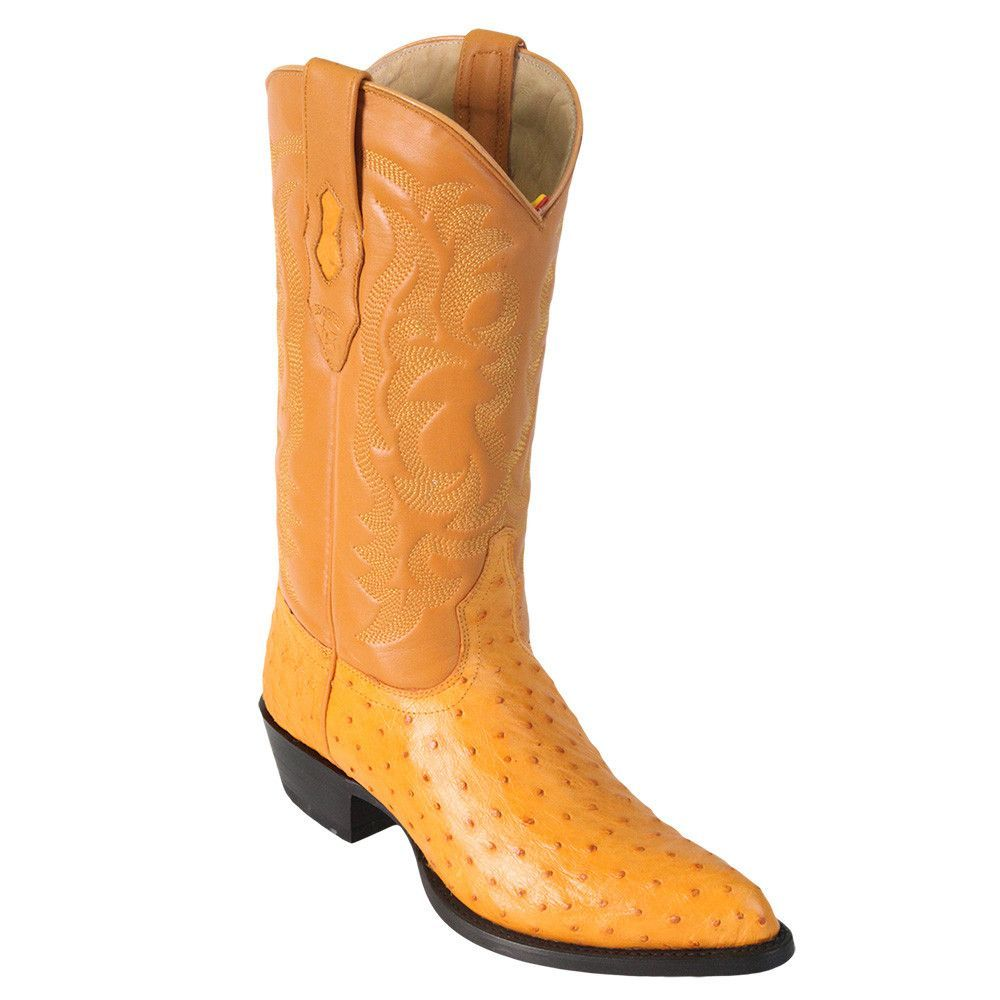 eb3d8ef5c43 Los Altos Buttercup Ostrich Cowboy Boot J Toe in 2019 | Mens Clothes ...